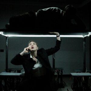 foto di scena dello spettacolo l'innocente